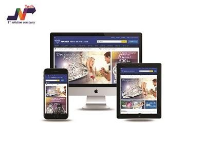 تصميم مواقع الانترنت | في نجاحك و زيادة ربحك عندنا شركات تصميم المواقع